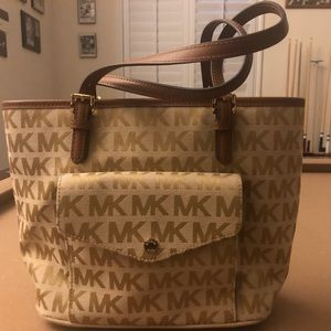 BRAND NEW NEVER USED MICHAEL KORS PURSE